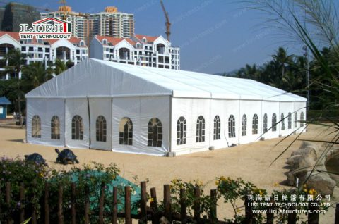 20×30 Gala Marquee tent