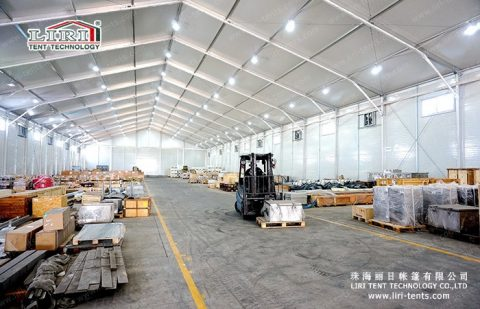25m Outdoor Warehouse Tent