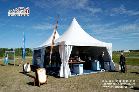 5×5 Pagoda Tent