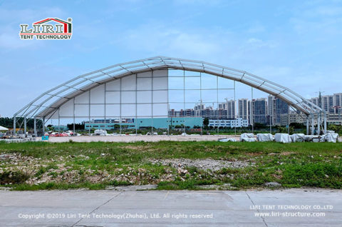 80m Outdoor Polygon Tent