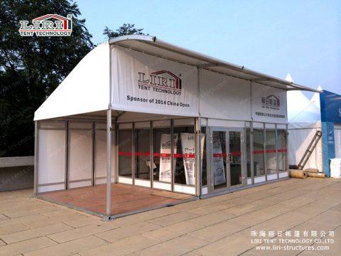 9m half dome tent
