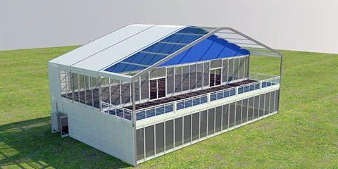 Arcum Double Decker Tent