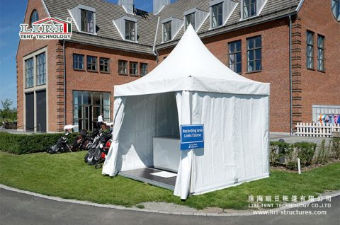 Canopy party tent