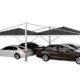 Car Parking Tent 3d