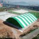 Clear Span Polygon Structure Tent