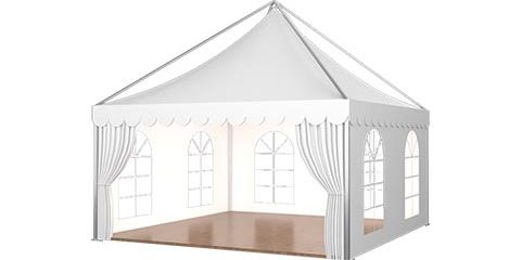 Gazebo Canopy Tent 3d