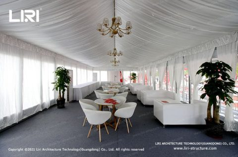 Marquee Hospitality Tent