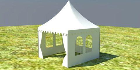 Mini PAG tent