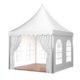 Mini Pagoda Tent 3d