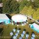 Multi Sided Polygon Tent for Sale