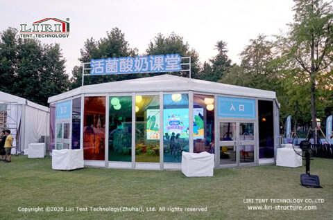 Outdoor Event Polygonal Tents