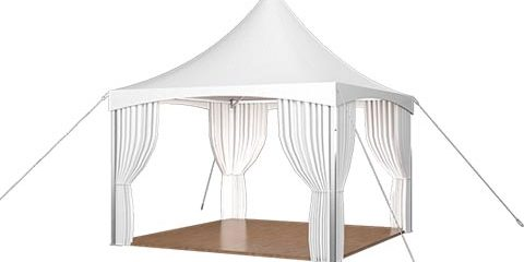 Pinnacle Marquees 3d