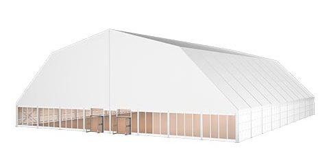 Polygon Top Tent 3d