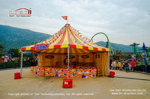 Six Sided Tent