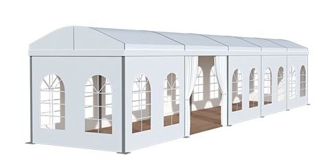 Small Dome Tent 3d