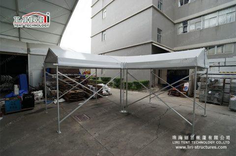 Small Walkway Corner event Tent