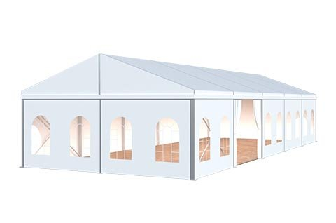 Small Wedding Tent 3d