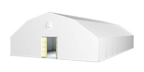 Steel Storage Tent 3d