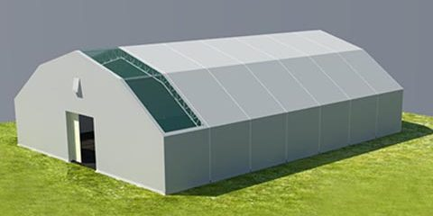 Steel Structure Industrial Tent
