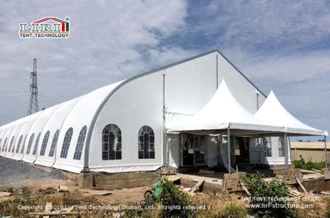 TFS Curved Tents