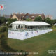 arch clear span tent