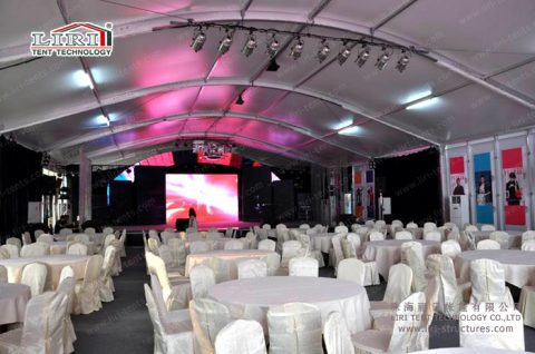 arcum tent for event
