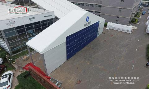 big hangar tent
