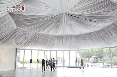 decagonal tent from liri