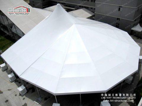 dodecagonal tent liri