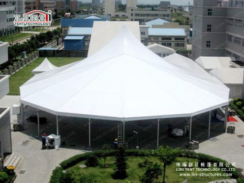 dodecagonal tents liri