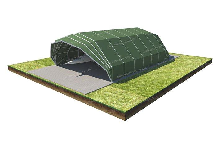 Hangar Tent Temporary Hangar Liri Tent Structure