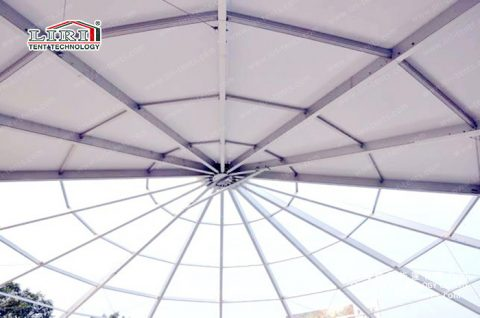 hexadecagon tents