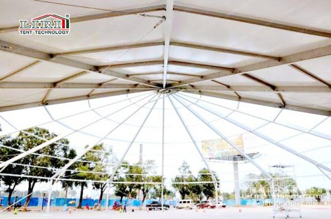 hexadecagon tents liri