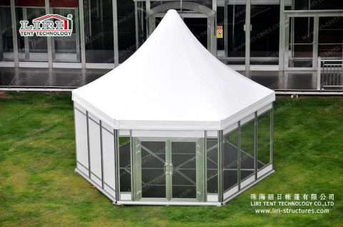 high peak tent polygon