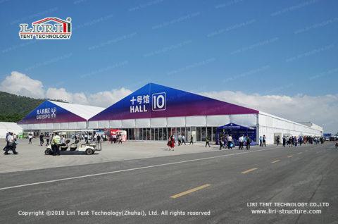 huge tent rental