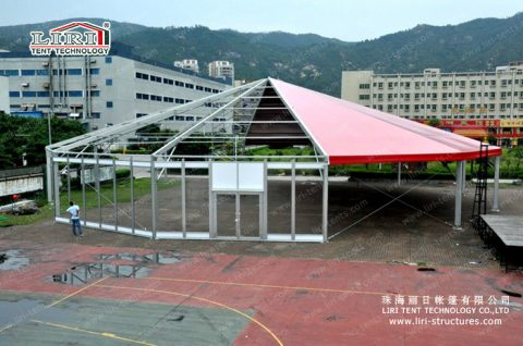 liri dodecagonal tent