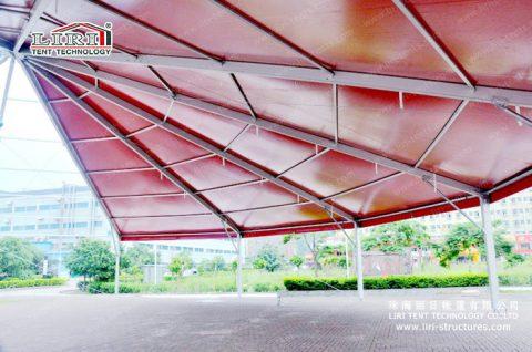 liri dodecagonal tents