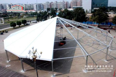 liri hexadecagon tents