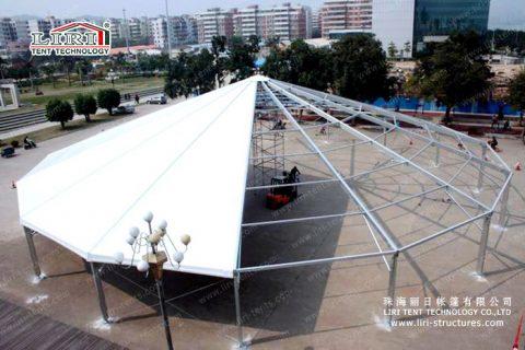 liri hexadecagon tents