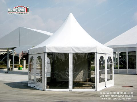 liri hexagon tent