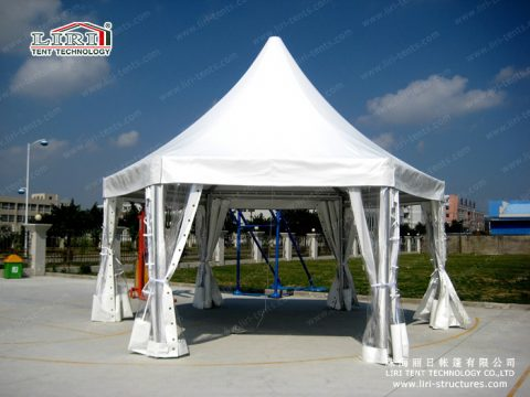 liri hexagon tents