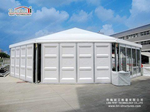 octagonal tent liri