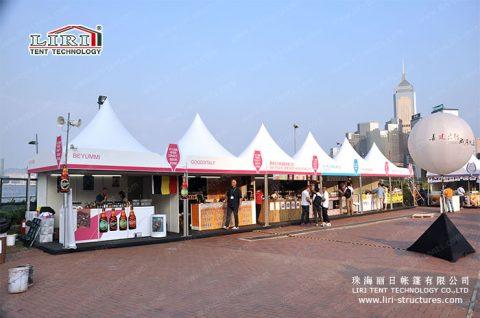 outdoor Pagoda Tent