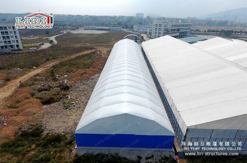 outdoor Steel Structure Storage Tent