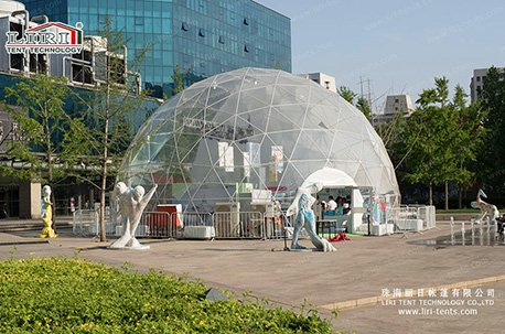 outdoor transparent geodesic dome tents for sale