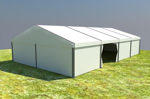 small event tent