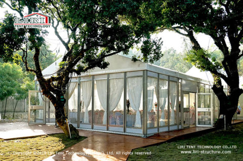 small wedding tent 2