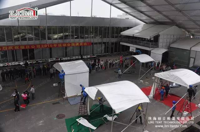 tents assembly