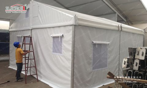10m Relief tent