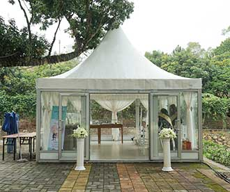 10x10 Canopy Party Wedding Tent